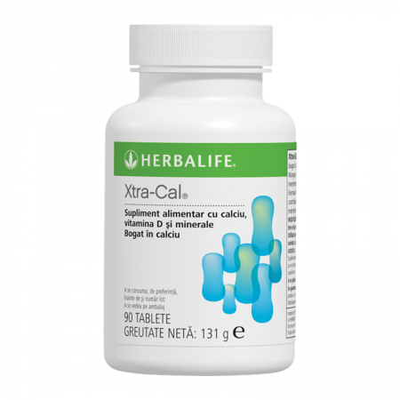 Herbalife Xtra-Cal 90 de tablete