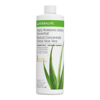 Herbalife Concentrat Herbal Aloe Vera Mango 473ml