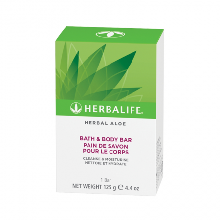 Sapun de baie Herbal Aloe 125g