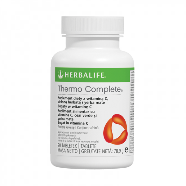 Thermo Complete Herbalife 90 de tablete